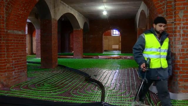 Продолжается строительство Храма Новомучеников Ивантеевских 00 00 25