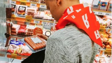Photo of Молодогвардейцы Ивантеевки провели рейд «Народный контроль» в продуктовом магазине
