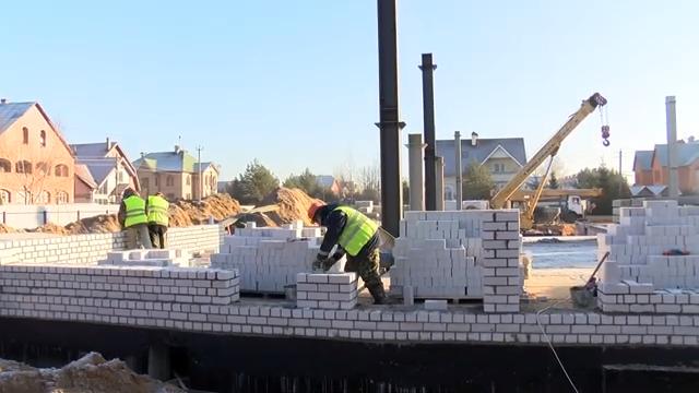 Строительство соцобъектов в Ивантеевке вступило в активную фазу 00 00 50