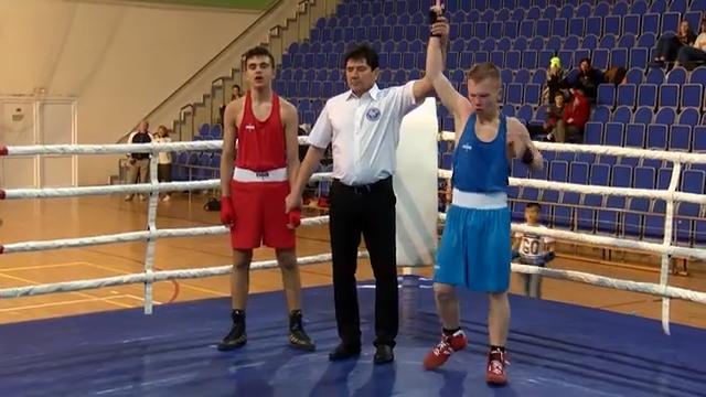Турнир по боксу на призы заслуженного тренера России Николая Хромова 00 01 17