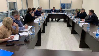 Photo of Александр Самарин посетил с рабочим визитом филиал ПАО «МОЭСК» — «Западные электрические сети»
