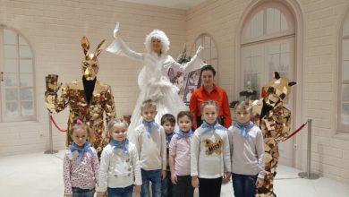 Photo of Теремок в гостях Коли. Ребята из Ивантеевского реабилитационного центра посетили концерт