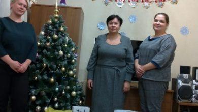 Photo of Подарки в Осень. Проживающие в Ивантеевском доме интернате уже на себе почувствовали приближение праздника