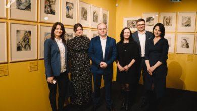 Photo of Открытие экспозиции «Шагал: между небом и землей»