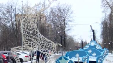 Photo of «Зима в Подмосковье» в Ивантеевке