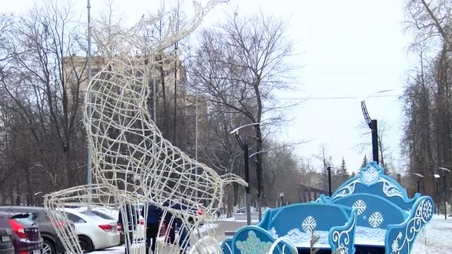 Ивантеевка активно включилась в проект «Зима в Подмосковье» 00 01 02