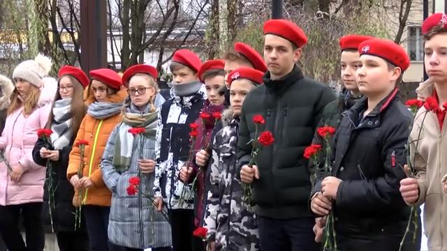 Ивантеевка почтила память погибших в Великой Отечественной войне 00 02 56