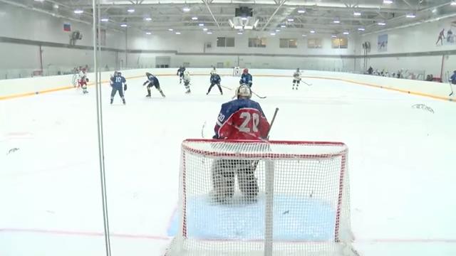 Любительская хоккейная лига Московской области продолжается 00 01 01