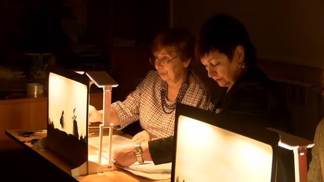 Необычный проект ивантеевского общества инвалидов проходит в Ивантеевке 00 00 17