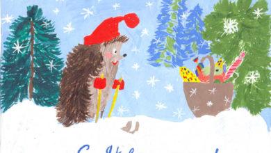 Photo of Конкурс новогодних рисунков для маленьких пациентов Ивантеевской ЦГБ