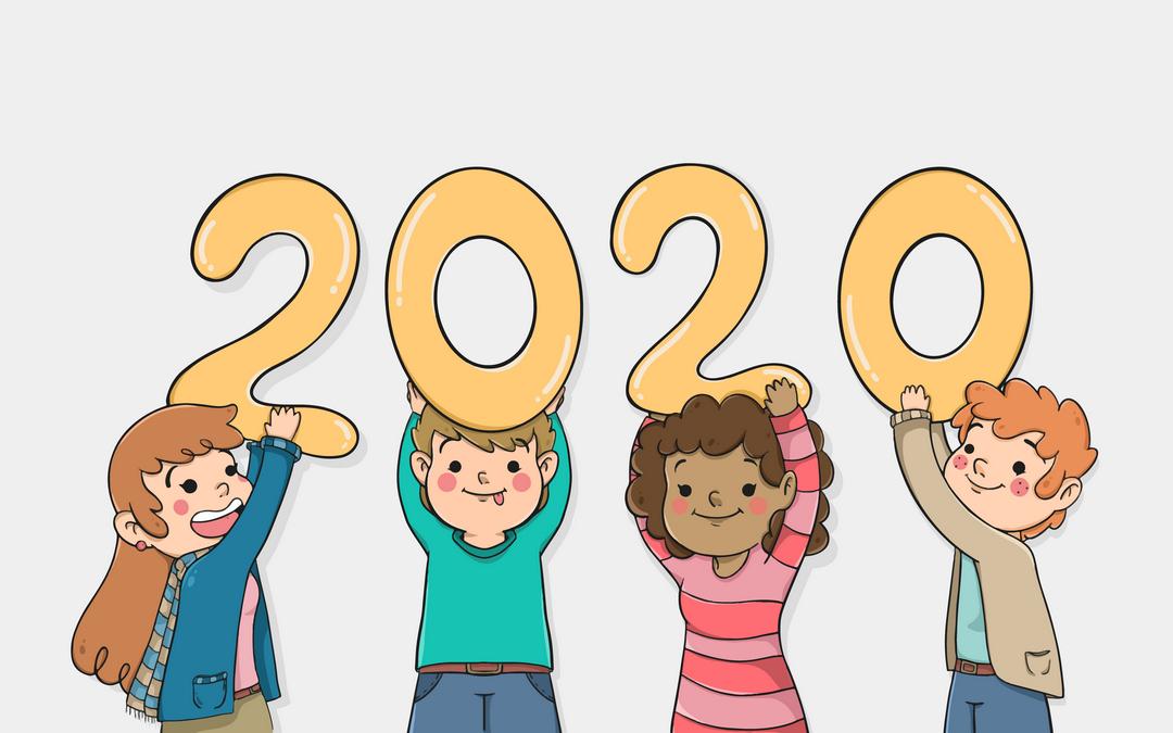 Новогодняя программа детям