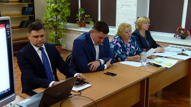 Публичные слушания по проекту бюджета Ивантеевки 00 00 51