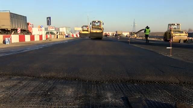 Реконструкция Ярославского шоссе 00 03 03