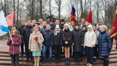 Photo of В Ивантеевке состоялись мероприятия, посвященные Дню Героев Отечества