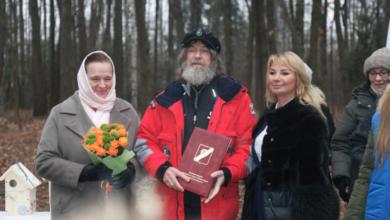 Photo of «Птичкин дом» в лесопитомнике в день рождения Фёдора Конюхова