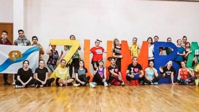 Photo of Состоялся мастер-классе по танцевальной фитнесс-программе — «Zumba»