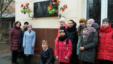 Photo of Накануне Дня Героев Отечества ученики школы № 7 презентовали свой социальный проект «Герой. Подвиг. Память»