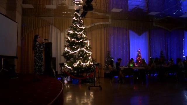 В ДК  Юбилейный  состоялся новогодний бал для молодёжи 00 02 00