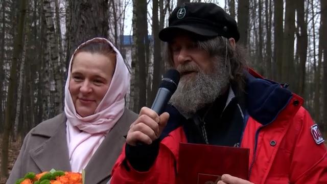 В Ивантеевском дендропарке прошла зимняя экологическая акция 00 01 27