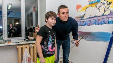 Photo of Александр Легков побывал в районной больнице Сергиева Посада, где идет работа над проектом #ДобраяКомната.