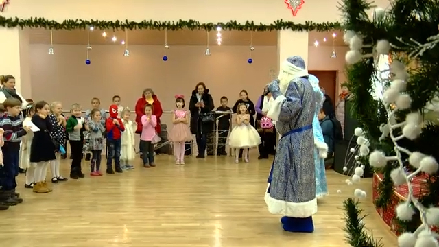Ёлка Главы Ивантеевки 00 00 20