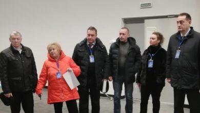 Photo of Члены фракции партии Единая Россия посетили стадион «Труд»