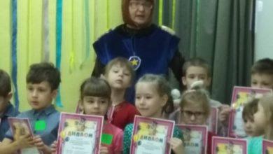 Photo of Воспитанники детского сада №19 «Солнышко» приняли участие в муниципальном конкурсе