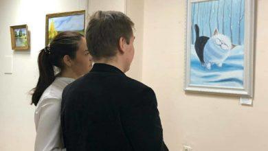 Photo of В Ивантеевке открылась выставка картин молодых художников Подмосковья