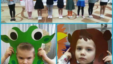 Photo of В театральной студии детского сада №16 продолжается знакомство с разновидностями театра