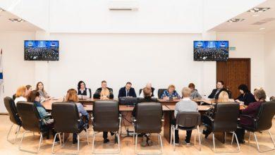 Photo of Максим Красноцветов вместе с коллегами заслушал обращение президента Владимира Владимировича Путина