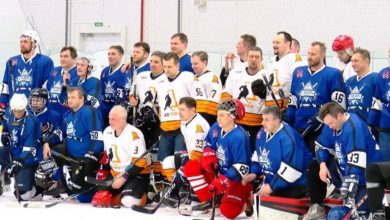 Photo of Итоги хоккейного матча 23.01.2020