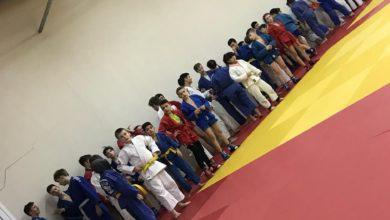Photo of 22 января состоялась совместная тренировка по борьбе среди ивантеевских спортсменов