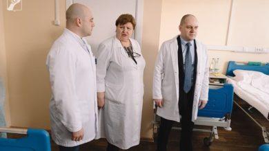 Photo of Максим Красноцветов посетил центральную городскую больницу