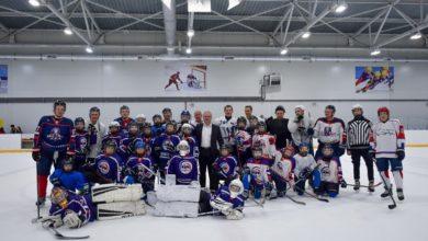 Photo of Развитие спорта в г.о. Ивантеевка