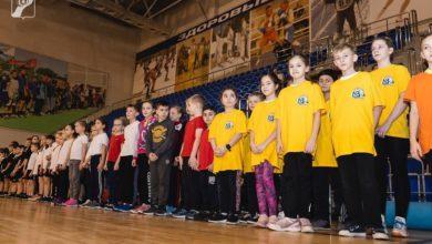 Photo of Во дворце спорта «Олимп» прошли соревнования среди учащихся школ Ивантеевки