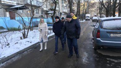Photo of Ивантеевку с рабочим визитом посетила Светлана Аипова.