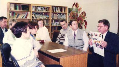 Photo of 27 января свой 65-й день рождения Юрий Васильевич Кузнецов — бывший руководитель «Пульсом Ивантеевки»