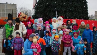 Photo of Сказочные герои посетили Ивантеевку, чтобы поздравить ребят с праздниками!