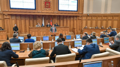 Photo of Пилотные проекты «Умный город» в Подмосковье утверждены областными парламентариями