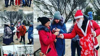 Photo of Юные ивантеевцы приняли участие в Рождественских гуляниях.