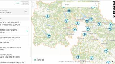 Photo of На геопортале Подмосковья размещена информация о центрах системы поддержки предпринимательства «Мой бизнес»