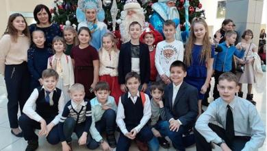 Photo of Школьники Ивантеевки посетили  Губернаторскую елку.