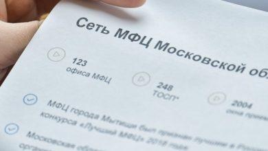 Photo of В Московской области реализуются стандарты работы МФЦ будущего