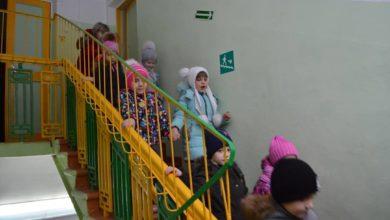 Photo of 6 февраля в детском саду №5 прошла очередная плановая тренировочная эвакуация