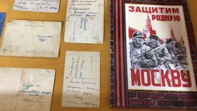 Photo of Частной коллекции ветерана войны Ивана Николаевича Золотцева представлены на выставке в ЦГБ