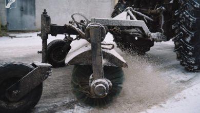 Photo of Уборка снега коммунальными службами Ивантеевки