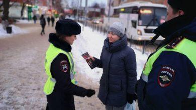 Photo of На маршрутах патрулирования Госавтоинспекции проведены акции