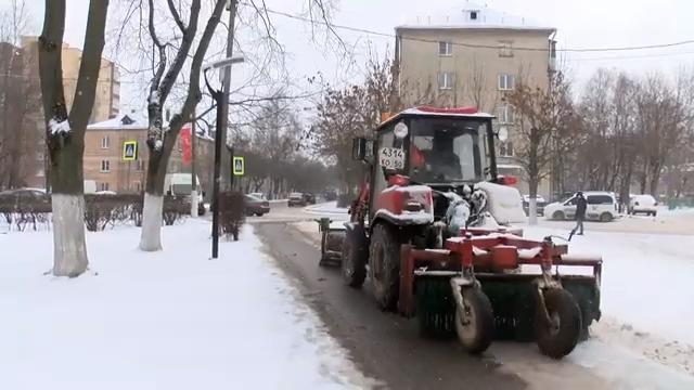 Коммунальные службы Ивантеевки переведены на усиленный режим работы 00 00 02