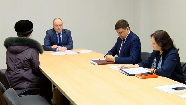 Максим Красноцветов провёл личный прием жителей по проблемным вопросам 00 00 29