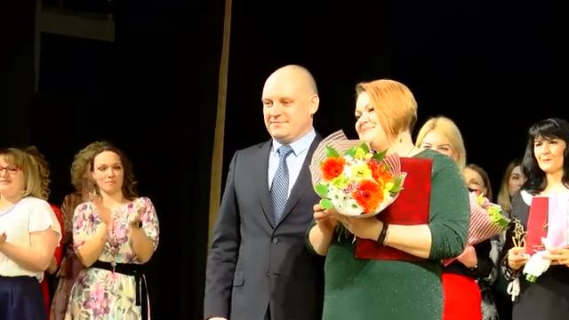 В Ивантеевке выбрали педагога года 00 00 26